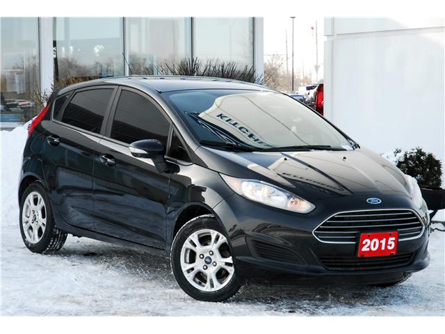 2015 Ford Fiesta SE (Stk: D92330A) in Kitchener - Image 1 of 19