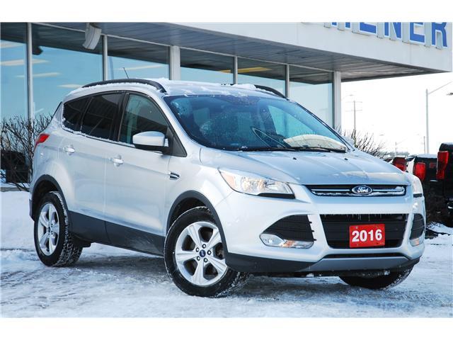 2016 Ford Escape SE (Stk: 146960) in Kitchener - Image 1 of 16