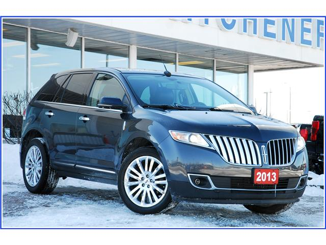 2013 Lincoln MKX Base (Stk: 147000) in Kitchener - Image 1 of 20