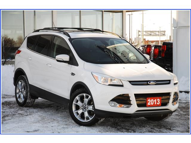 2013 Ford Escape SEL (Stk: 147010) in Kitchener - Image 1 of 18