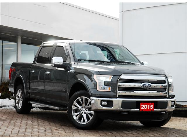 2015 Ford F-150 Lariat (Stk: 8F11530AX) in Kitchener - Image 1 of 21