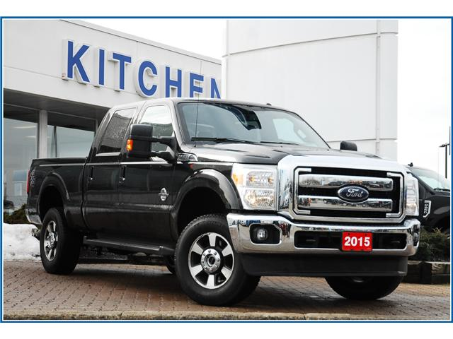 2015 Ford F-350 Lariat (Stk: 9S0430AX) in Kitchener - Image 1 of 22