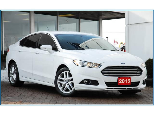 2015 Ford Fusion SE (Stk: 9D0810A) in Kitchener - Image 1 of 19