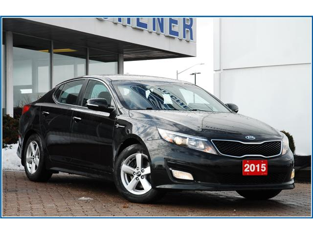 2015 Kia Optima LX (Stk: 146560A) in Kitchener - Image 1 of 14