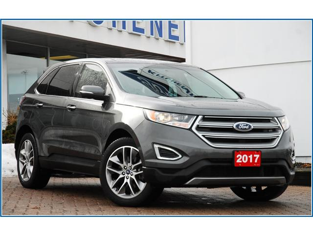 2017 Ford Edge Titanium (Stk: 146980) in Kitchener - Image 1 of 17