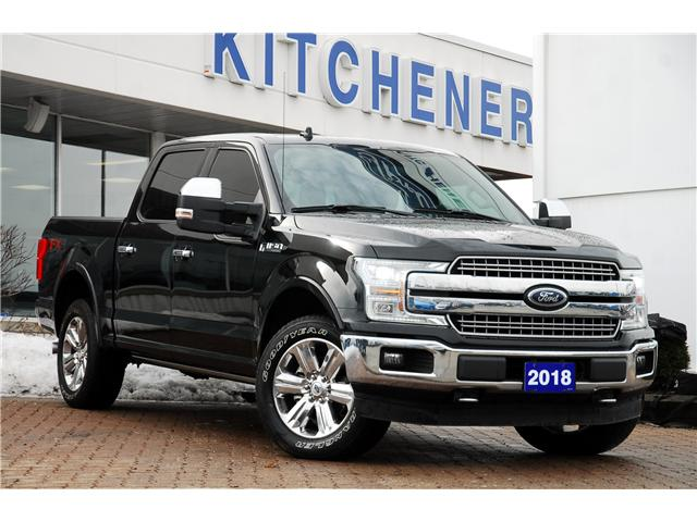 2018 Ford F-150 Lariat (Stk: 147020) in Kitchener - Image 1 of 22