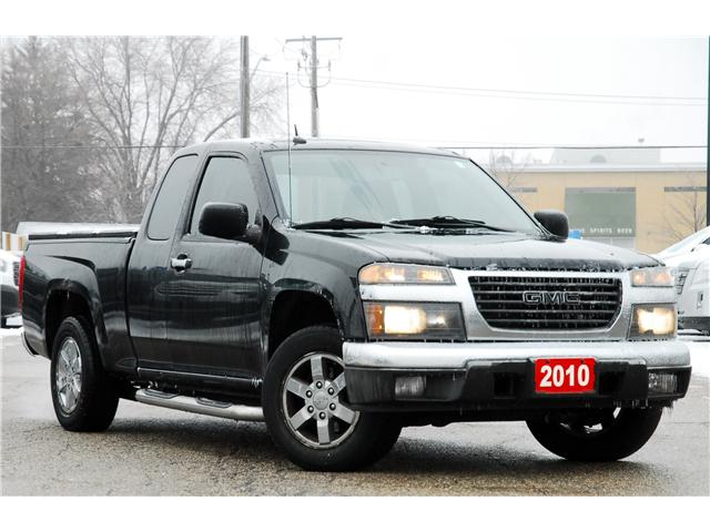 2010 GMC Canyon SLE (Stk: D92630A) in Kitchener - Image 1 of 4