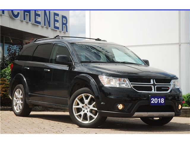 2018 Dodge Journey GT (Stk: 145520R) in Kitchener - Image 1 of 18
