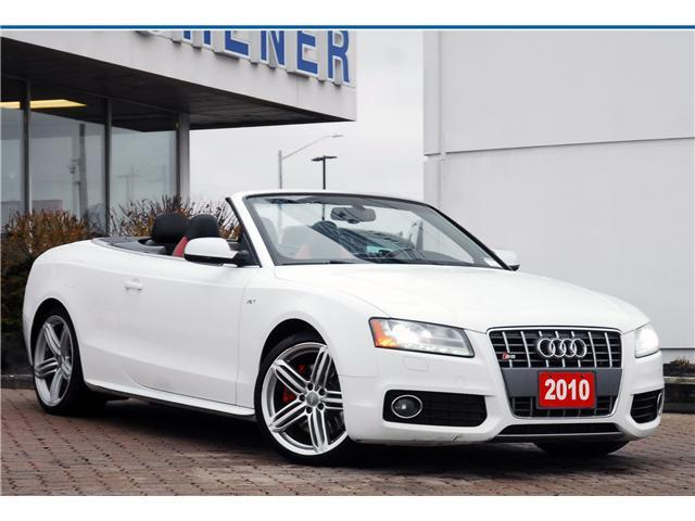 2010 Audi S5 3.0 Premium (Stk: 146160AX) in Kitchener - Image 1 of 19