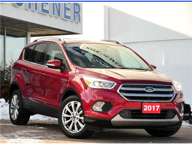 2017 Ford Escape Titanium (Stk: 146300) in Kitchener - Image 1 of 21