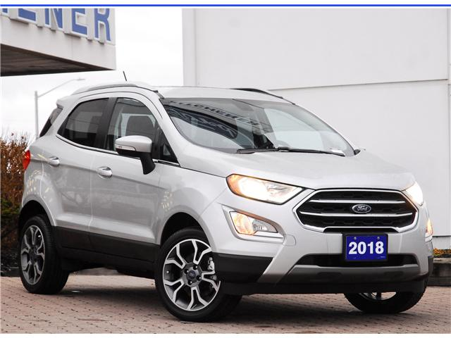 2018 Ford EcoSport Titanium (Stk: 146440) in Kitchener - Image 1 of 20
