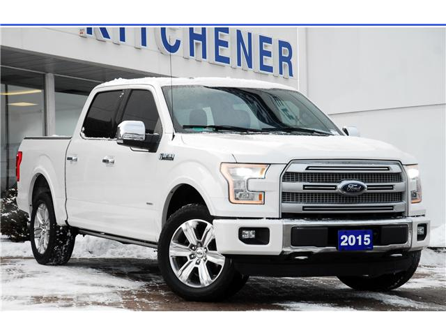 2015 Ford F-150 Platinum (Stk: 146630) in Kitchener - Image 1 of 21