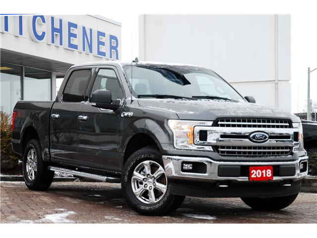 2018 Ford F-150 XLT (Stk: 146670) in Kitchener - Image 1 of 19