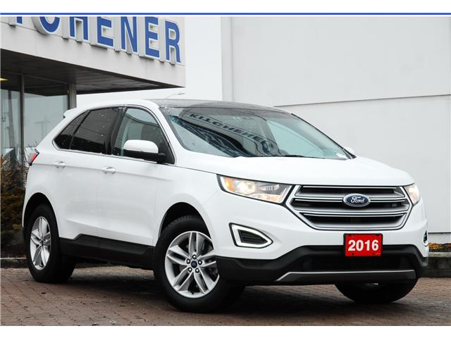 2016 Ford Edge SEL (Stk: 146830X) in Kitchener - Image 1 of 20
