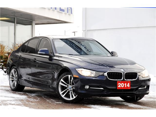 2014 BMW 320i xDrive (Stk: D90210A) in Kitchener - Image 1 of 16