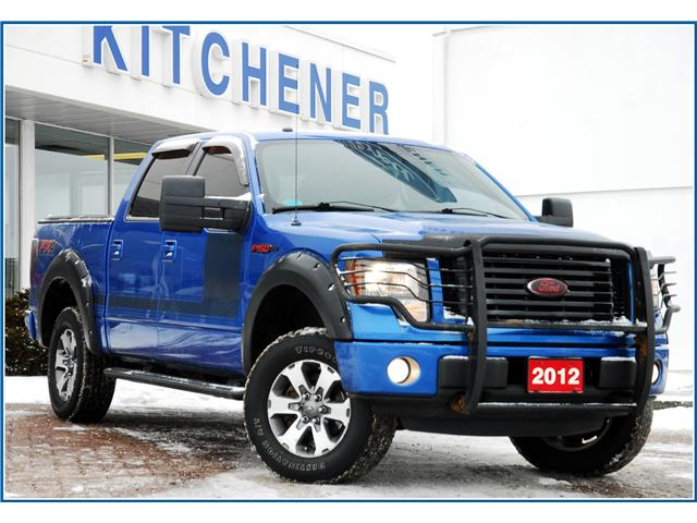 2012 Ford F-150 FX4 (Stk: D92440A) in Kitchener - Image 1 of 18