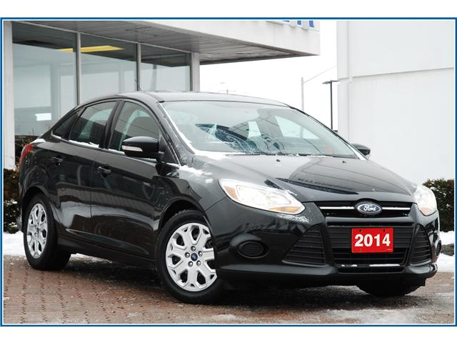 2014 Ford Focus SE (Stk: 8E10450A) in Kitchener - Image 1 of 16