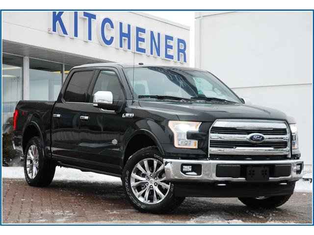 2017 Ford F-150 King Ranch (Stk: 147100) in Kitchener - Image 1 of 21