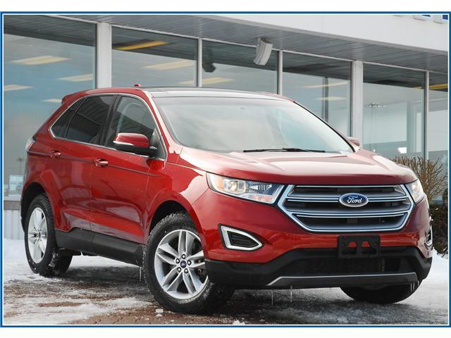 2016 Ford Edge SEL (Stk: 147110) in Kitchener - Image 1 of 21
