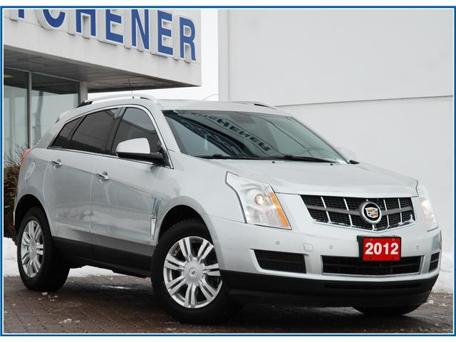 2012 Cadillac SRX Luxury Collection (Stk: 8P9450B) in Kitchener - Image 1 of 16