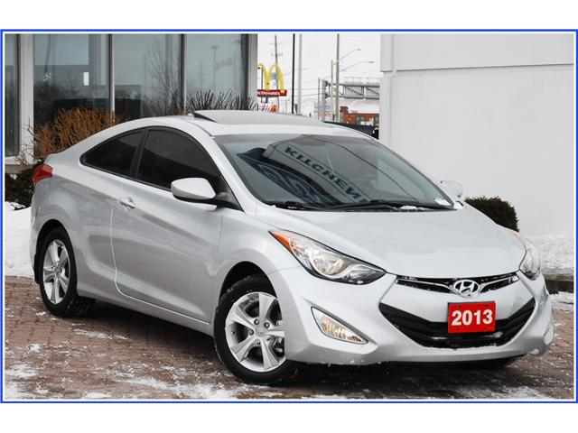 2013 Hyundai Elantra GLS (Stk: 146480A) in Kitchener - Image 1 of 16