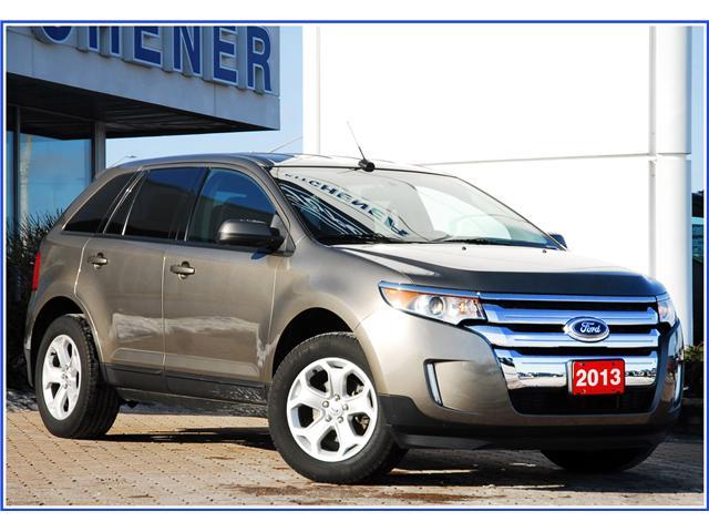 2013 Ford Edge SEL (Stk: 9D1210BXJ) in Kitchener - Image 1 of 17