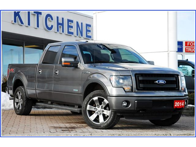 2014 Ford F-150 FX4 (Stk: 9L2060A) in Kitchener - Image 1 of 20