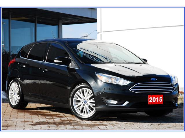 2015 Ford Focus Titanium (Stk: 147210) in Kitchener - Image 1 of 18