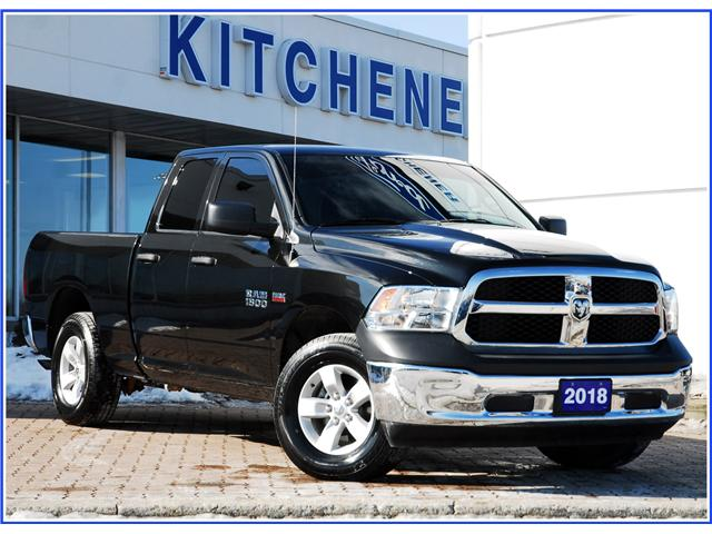 2018 RAM 1500 ST (Stk: 8S10270B) in Kitchener - Image 1 of 15
