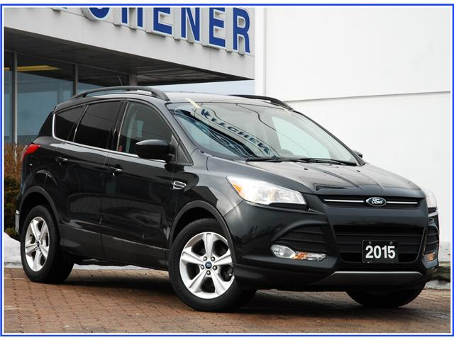 2015 Ford Escape SE (Stk: 147200) in Kitchener - Image 1 of 17