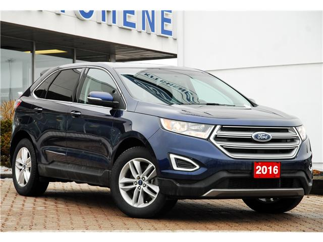 2016 Ford Edge SEL (Stk: 147310) in Kitchener - Image 1 of 4