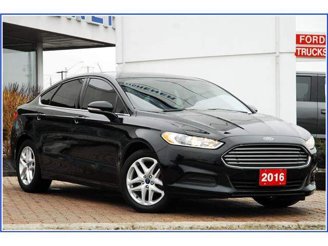 2016 Ford Fusion SE (Stk: 9N0570A) in Kitchener - Image 1 of 17