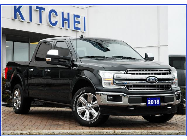 2018 Ford F-150 Lariat (Stk: 147220) in Kitchener - Image 1 of 21