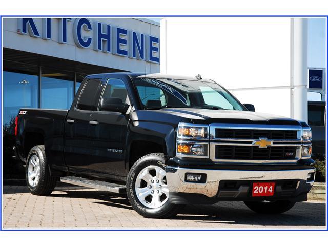 2014 Chevrolet Silverado 1500 2LT (Stk: D92910A) in Kitchener - Image 1 of 16