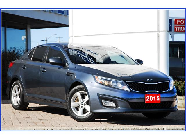 2015 Kia Optima LX (Stk: 147050A) in Kitchener - Image 1 of 15