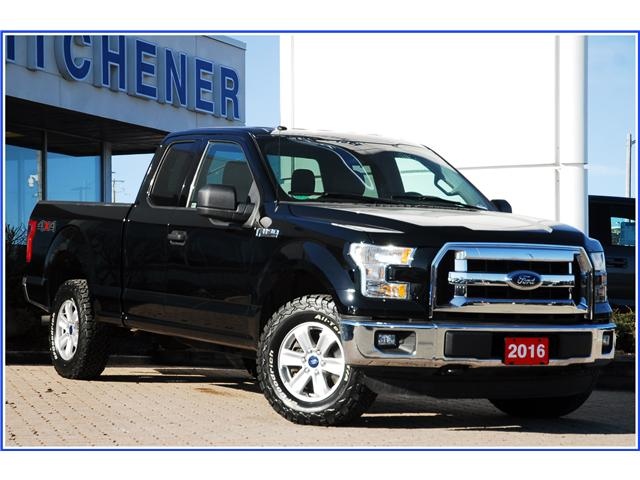 2016 Ford F-150 XLT (Stk: D87540A) in Kitchener - Image 1 of 17