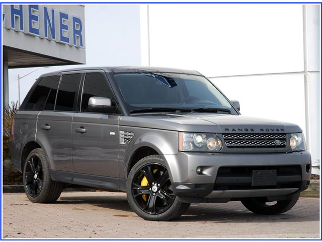 2011 Land Rover Range Rover Sport Supercharged (Stk: D92890A) in Kitchener - Image 1 of 22