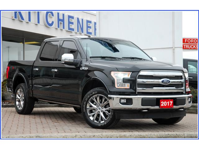 2017 Ford F-150 Lariat (Stk: D92900A) in Kitchener - Image 1 of 19