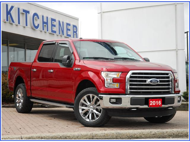 2016 Ford F-150 XLT (Stk: 9F2870A) in Kitchener - Image 1 of 19