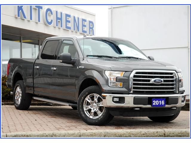 2016 Ford F-150 XLT (Stk: D93270AJ) in Kitchener - Image 1 of 18