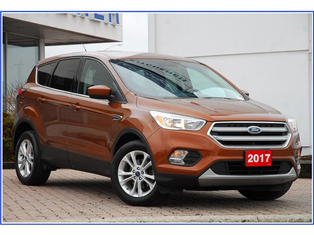 2017 Ford Escape SE (Stk: 8E10100AX) in Kitchener - Image 1 of 16