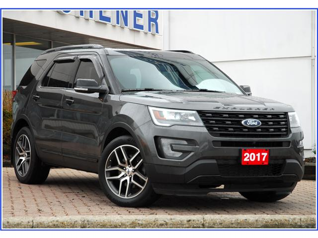 2017 Ford Explorer Sport (Stk: 9F3340AXX) in Kitchener - Image 1 of 20