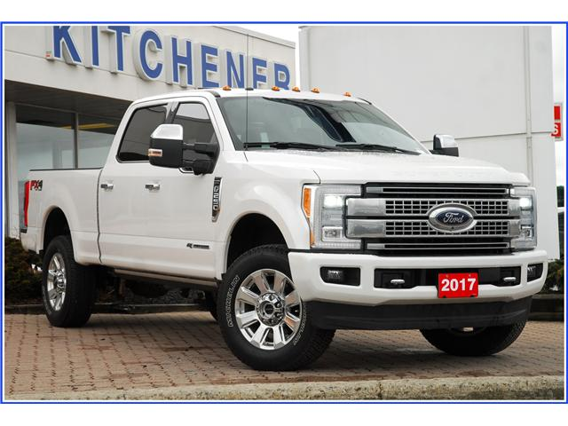 2017 Ford F-250 Platinum (Stk: D93050A) in Kitchener - Image 1 of 20