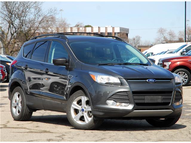 2015 Ford Escape SE (Stk: 147620) in Kitchener - Image 1 of 5