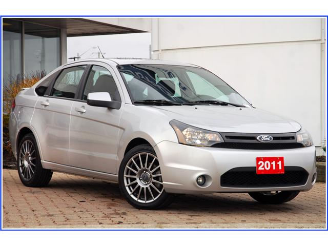 2011 Ford Focus SES (Stk: 147550) in Kitchener - Image 1 of 16