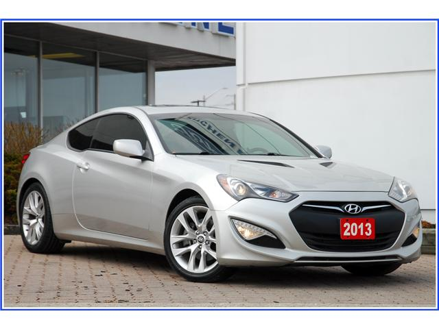 2013 Hyundai Genesis Coupe 2.0T Premium (Stk: 147500A) in Kitchener - Image 1 of 15