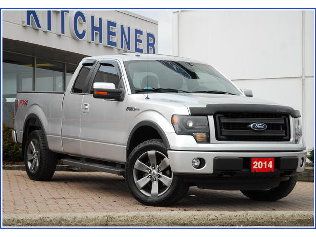 2014 Ford F-150 FX4 (Stk: D93350A) in Kitchener - Image 1 of 20