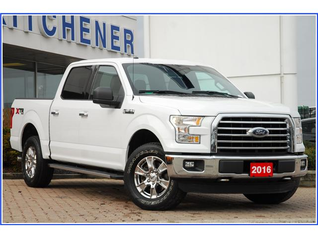 2016 Ford F-150 XLT (Stk: 9F2360AX) in Kitchener - Image 1 of 17