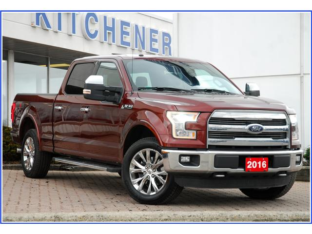 2016 Ford F-150 Lariat (Stk: 9F4510A) in Kitchener - Image 1 of 21