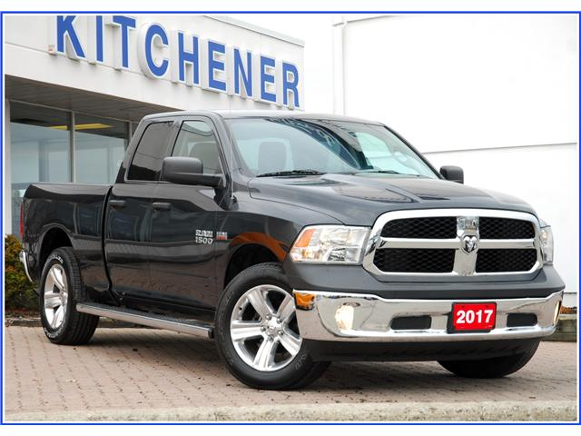 2017 RAM 1500 ST (Stk: 9F3740A) in Kitchener - Image 1 of 17